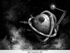 Steampunk Death Star