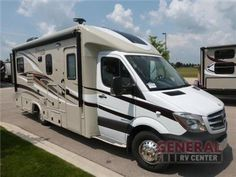 New 2015 Coachmen RV Prism 24G Motor Home Class C - Diesel at General RV | Huntley, IL | #115453  This Coachmen Prism class C diesel motor home features double slides for added space inside.