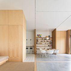 PURE Lisbon HQ by Sílvia Rocio + Mariana Póvoa + esse studio   Yellowtrace