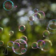 #unabellagiornata 192/365 Arcobaleno in pillole! #soapbubbles