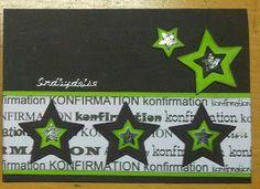 Konfirmations kort. Handmade Cards, Card Ideas, Scrapbooking, Crafts, Craft Cards, Manualidades, Handmade Crafts, Scrapbooks, Diy Cards
