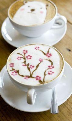 top 10 latte art