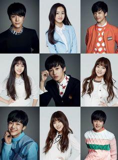 9 SM Rookies trainees land 'Mouseketeer' roles for Disney Channel Korea's 'Mickey Mouse Club' ~ Netizen Buzz Siwon, Leeteuk, Smrookies Girl, Sm Rookies, Mickey Mouse Club, Red Velvet Irene, Na Jaemin, Kpop Fanart, Disney Channel
