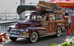 1947 Chevrolet Station Wagon
