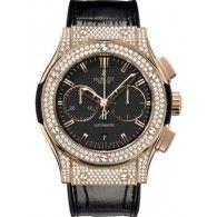 Hublot Classic Fusion Chronograph King Gold 521.OX.1180.LR AAA Replica watch sale