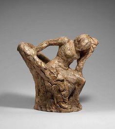 Edgar Degas | Femme Assise dans un Fauteuil, s'Essuyant la Nuque
