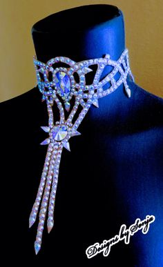 Ballroom jewelry, ballroom accessories designed and created by Sonja Ballin. All Jewelry Designs copyright ©2015, Sonja Ballin of Tampa Bay, Florida. www.sonjadesigns.com Check us out  (and like) on Facebook:  https://www.facebook.com/pages/Designs-By-Sonja/220737151285770