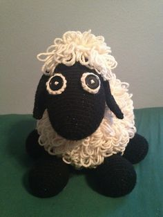 Sheep Toy kenzie would have a heart attack