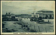 Port in Mogadishu, Somalia