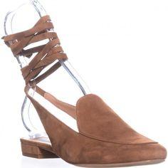 Sigerson Morrison Bena Lace Up Ballet Flats Cognac Women's Shoes Lace Up Ballet Flats, Spring Outfits Women, Sigerson Morrison, Spring Step, Womens Flats, Gladiator Sandals, Spring Fashion, Loafers, Wedges
