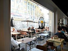 Blackbird Downtown Diner 1, Route de Bel-Air, 1003 Lausanne http://downtowndiner.ch/en/