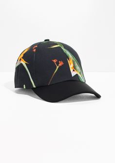 & Other Stories | Tropical Print Cap