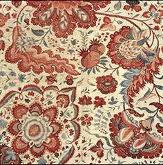 Palampore chintz, South East India 1720