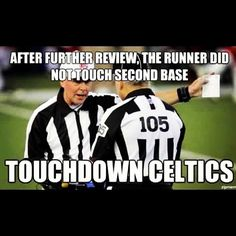#TuesdayTip: The #NFL should bring back the real zebras #MondayNightBasketball - @progenexusa- #progenex #thesauce #crossfitprogenex #replacementrefs #funny