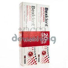 Bexident anticaries pasta 2x 125 ml promo