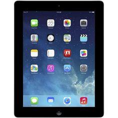 Apple 16GB iPad with Retina display - Black (MD510LL/A) ($399) via Polyvore