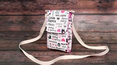 DIY WINDMILL TOTE BAG Diy Belt Pouches, Pouch Bag, Zipper Pouch, Handbag Tutorial, Pouch Tutorial, Backpack Tutorial, Pochette Portable Couture, Cute Makeup Bags, Diy Makeup