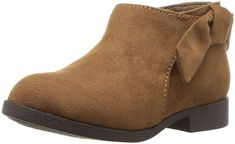 Nine West Kids' Samarah Ankle Boot -- Visit the image link more details. (This is an affiliate link) Toddler Girl Boots, Baby Girl Shoes, Girls Shoes, Baby Girls, Nine West, Ankle Booties, Children, Kids, Chelsea Boots