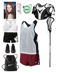 """Untitled #896"" by kaley-drew ❤ liked on Polyvore featuring NIKE, RéVive, Urbanears and Equipment"