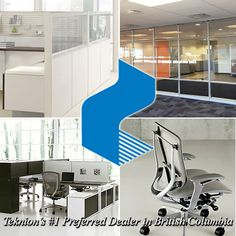 We are proud to be Teknion's #1 Preferred Dealer in British Columbia! For all your #Teknion products contact Chase Office Interiors at 1-877-922-0118