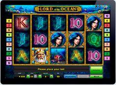 Казино онлайн на деньги - играть в автомат Lord of the Ocean.  Онлайн слот Lord of the Ocean в казино уже много лет радует гемблеров. Его тематикой является подводный мир и его обитатели, а игрокам доступно сразу несколько способов вывода крупны денежных сумм.
