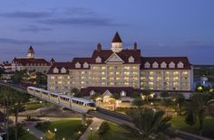 Disney's Grand Floridian Resort » Grand Floridian Villas