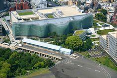 Courtesy of Kisho Kurokawa architect & associates - Photography: Koji Kobayashi / SPIRAL