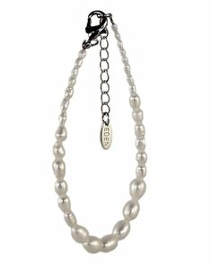 SALE  Natural Real Ivory White Freshwater Pearl by Jewels4Freedom