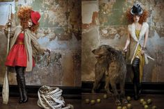 Campaign for The Strand Arcade AW'11 by PDC Creative