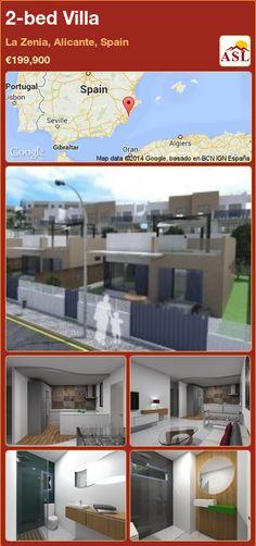2-bed Villa in La Zenia, Alicante, Spain ►€199,900 #PropertyForSaleInSpain