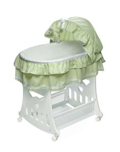 This all inclusive #bassinet set from Badger Basket offers the comfort, fashion, and convenience you want for your baby's first few months. The #Portable Bassinet...