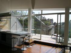 Das ALCO Schiebesystem – zartes Profil mit Design und Funktion Divider, Room, Furniture, Home Decor, Profile, Contemporary Design, Bedroom, Decoration Home, Room Decor
