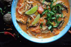 Thai Red Curry, Ethnic Recipes, Blog, Blogging