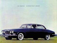 1961 Jaguar Mark X