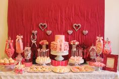 Sweetheart Birthday Party Ideas   Photo 1 of 32   Catch My Party