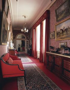 Highgrove House inside | The Prince was adamant the renovations should retain the late Queen ...