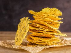 The Kitchen Twins' Cheddar Chips