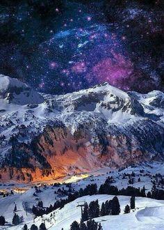 Colorado Winter, Vail Colorado, Colorado Hiking, Beautiful Photos Of Nature, Beautiful Sky, Beautiful Landscapes, Beautiful Scenery, Beautiful Places, Sky Night