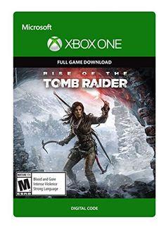 Rise of the Tomb Raider - Xbox One [Digital Code] - http://astore.amazon.com/gamesandvideogames-20