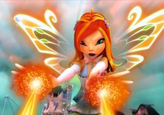 Photo of Bloom Enchantix for fans of The Winx Club Fairies.