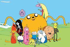 Grande sucesso do Cartoon Network, o desenho Hora de Aventura vai virar filme. O desenho, que faz muito sucesso entre o público adulto