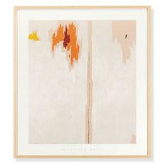 Clyfford Still, Untitled - Wall Art - Modern Living Room Furniture - Room & Board