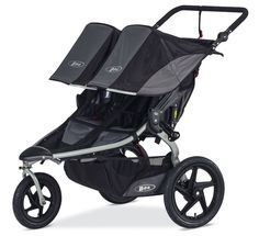 The BOB Revolution Flex Duallie Stroller 2016 has been updated with several convenient features for wherever the road takes you and your children.