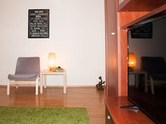 Quiet & spacious apartment for short term rental in downtown Bucharest Serviced Apartments, Best Location, Oversized Mirror, Money, Furniture, Book, Home Decor, Bucharest, Banks