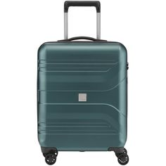"Titan Prior Polycarbonate 22"" Carry-on Upright 4 Wheel Spinner Luggage"