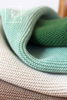 Modern Heirloom | baby blankets for all seasons, knit in 100% Egyptian Cotton | koko's nest