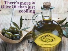 Ini dia 5 kegunaan lebih dari OLIVE OIL (minyak zaitun) selain untuk memasak:  1.Pemoles Furnitur 2.Menghapus Cat 3.Menghilangkan Bunyi Berdenyit 4.Pelembab Bahan Kulit 5.Menghapus Make Up
