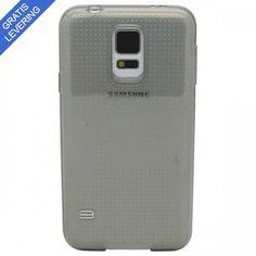 Sort Samsung Galaxy S5 Cover - Transparent