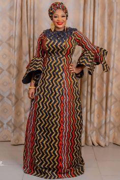 African Bridal Dress, African Dresses For Kids, African Maxi Dresses, Vitenge Dresses, Latest African Fashion Dresses, African Print Fashion, Long Dresses, Evening Dresses, Dresses With Sleeves