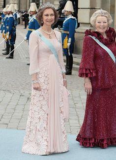 Spanish Royalty, Queen Letizia, Bridesmaid Dresses, Wedding Dresses, Sari, Fashion, Bridesmade Dresses, Bride Dresses, Saree